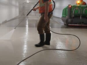 Parkade Cleaning property maintenance